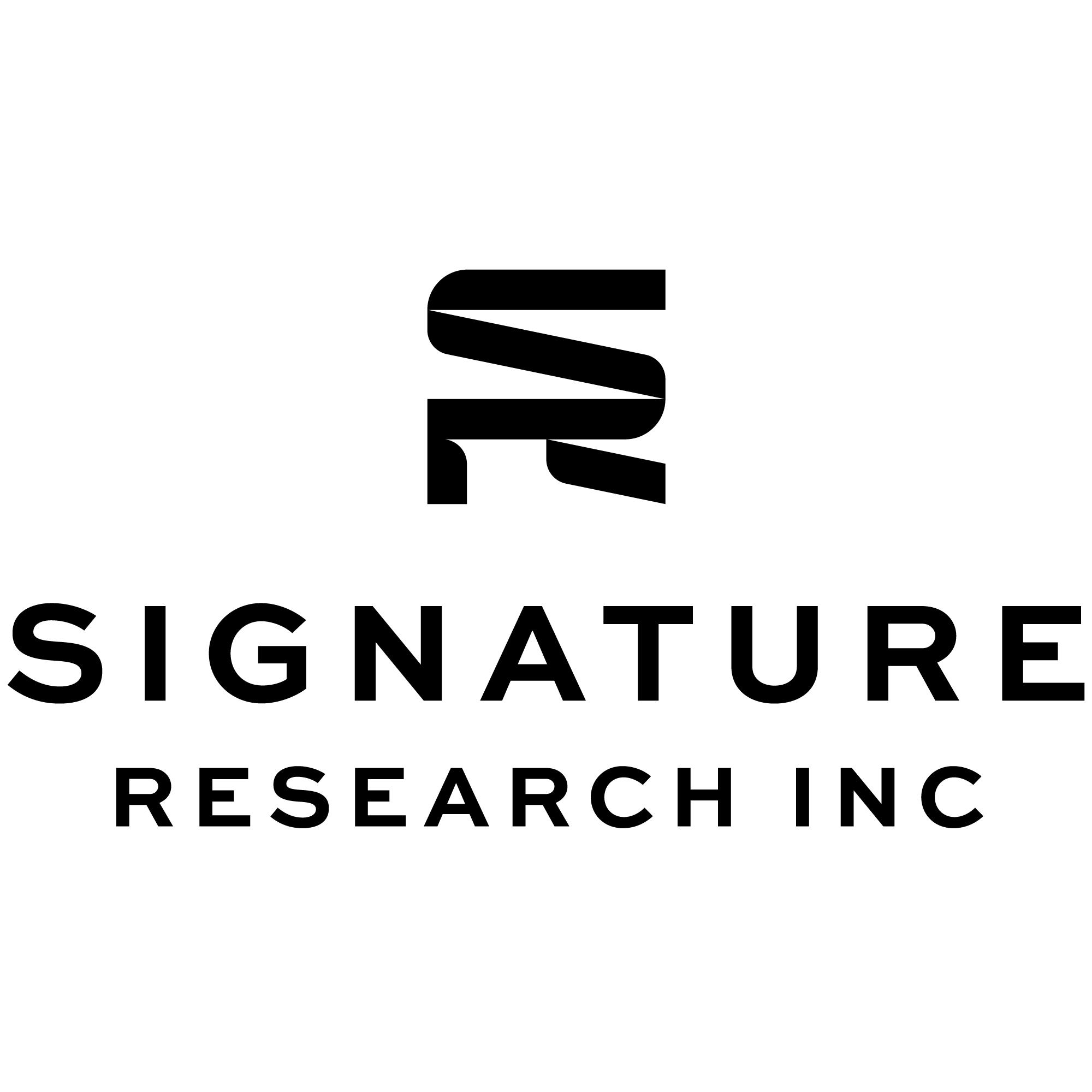 Signature Research, Inc.